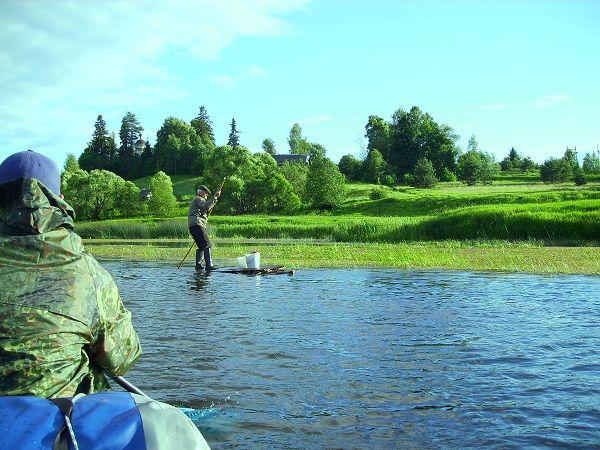 рыбалка на тверце медное