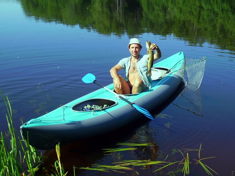 Лодка для походов